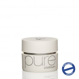 Intenzív regeneráló krém - parabén mentes - Pure Platinum